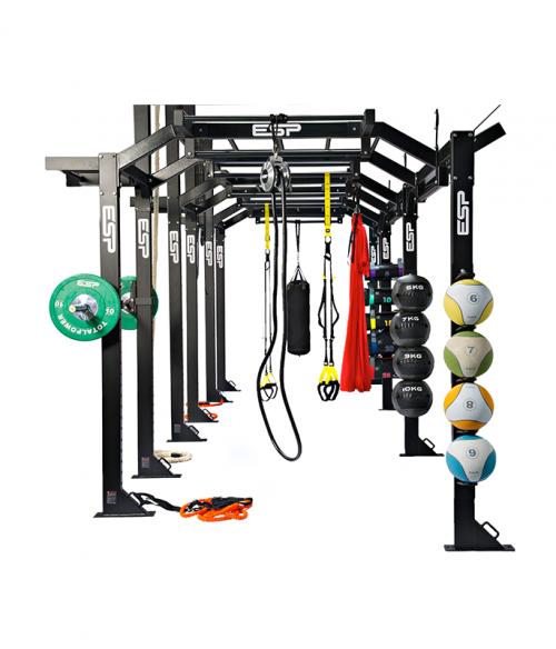 ESP Fitness Cross Frames4