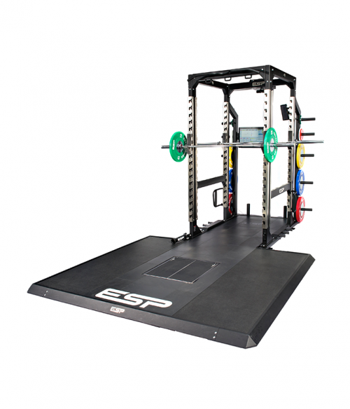 ESP Fitness Power Rack & Lifting Platform1