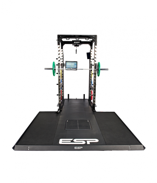 ESP Fitness Power Rack & Lifting Platform2