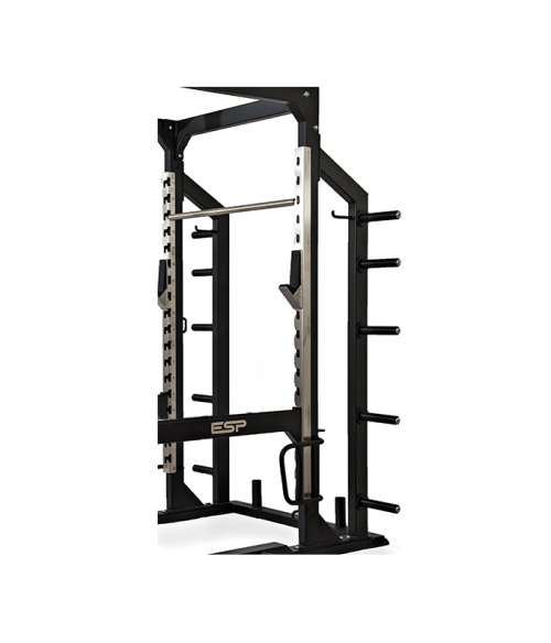ESP Fitness Power Rack Weight Storage2