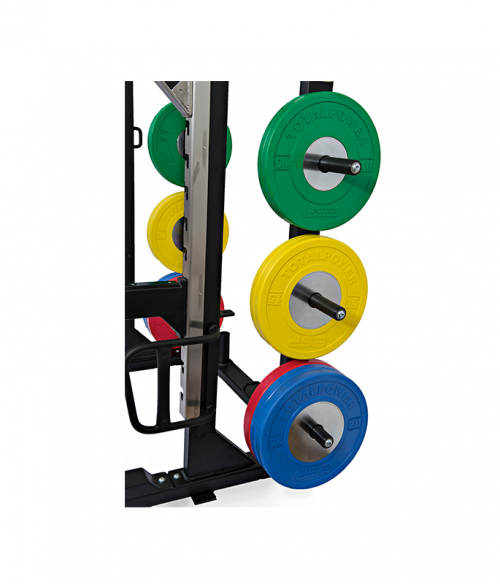 ESP Fitness Power Rack Weight Storage3
