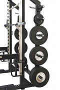 ESP Fitness Power Rack Weight Storage1
