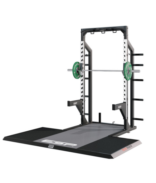 ESP Fitness Half Rack Lifting Platform5