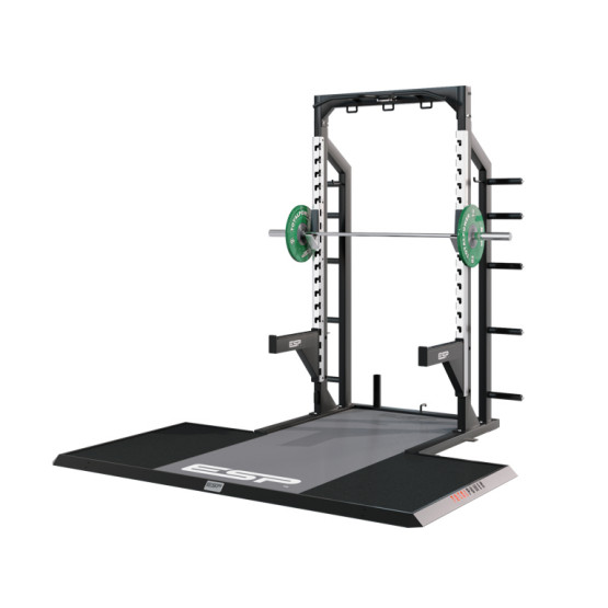ESP Fitness Half Rack Lifting Platform4