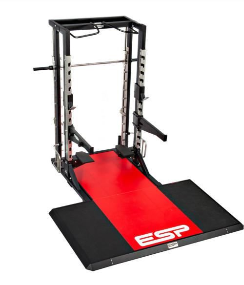 ESP Fitness Technogym Half Rack Platform
