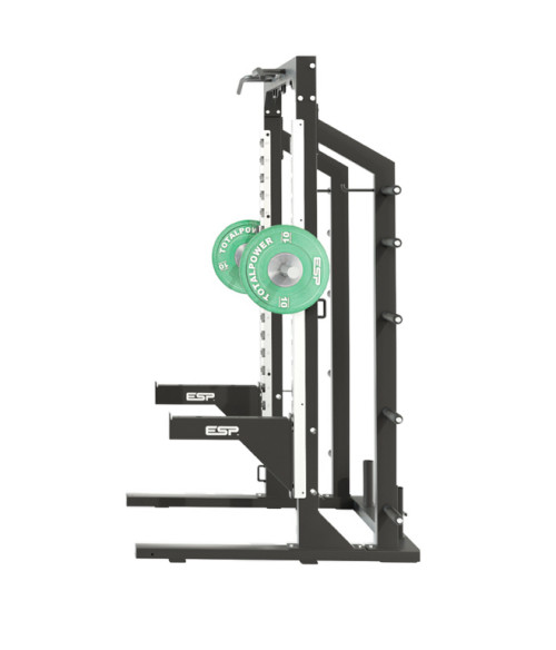 ESP Fitness Half Rack2