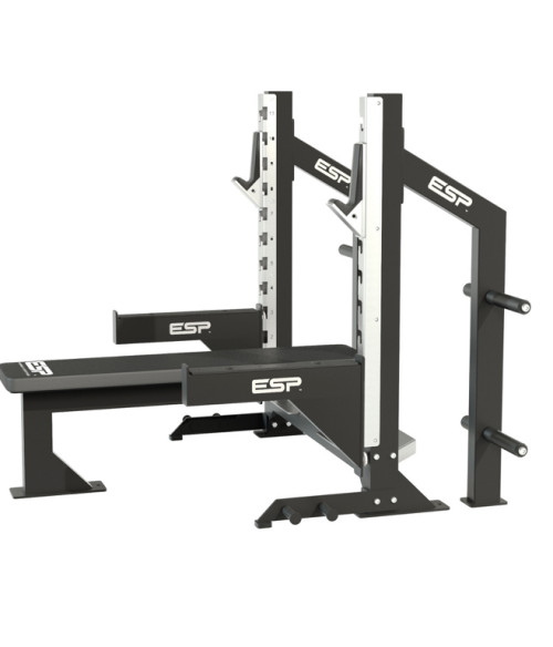 ESP Fitness Bench Press9
