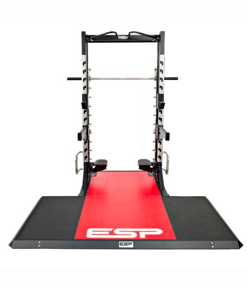 ESP Fitness Technogym Half Rack Platform2