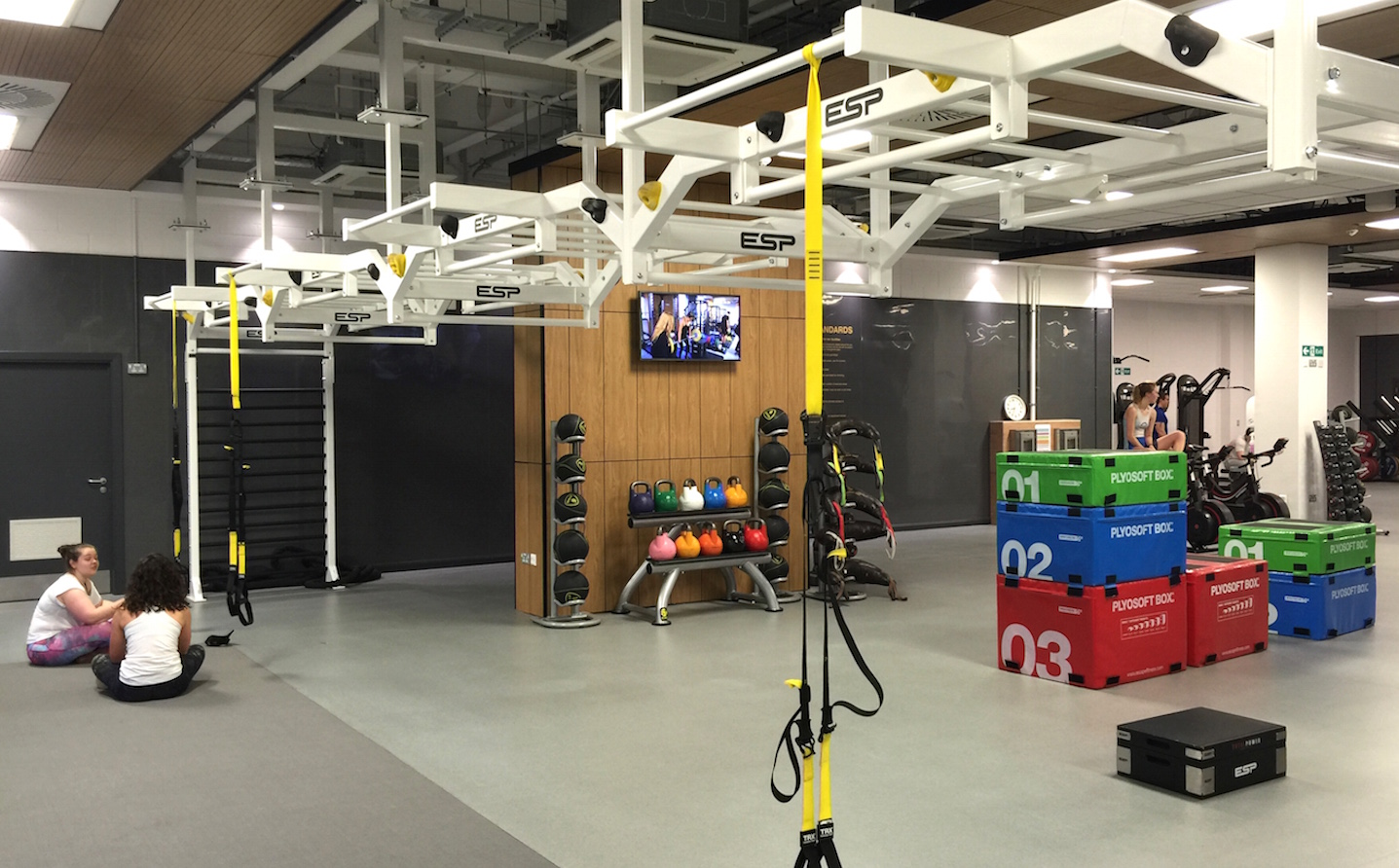 University Of Glasgow Esp Fitness