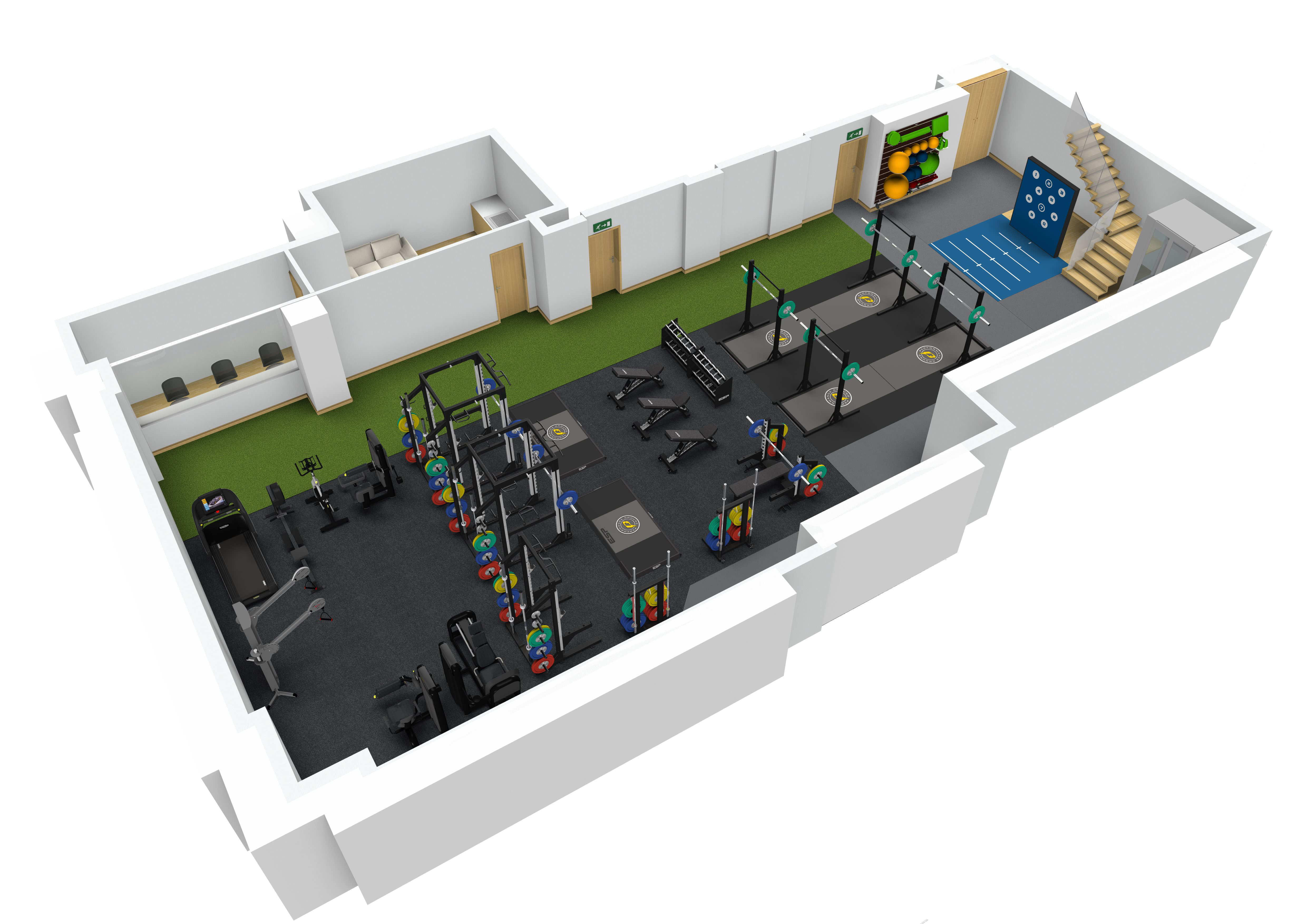 Londons First Boutique Performance Gym ESP Fitness