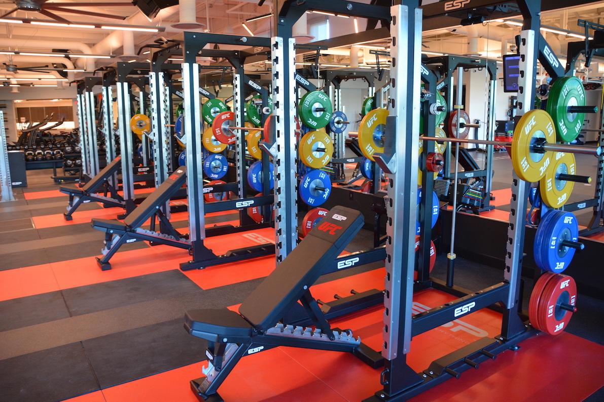 Ufc Performance Institute Esp Fitness