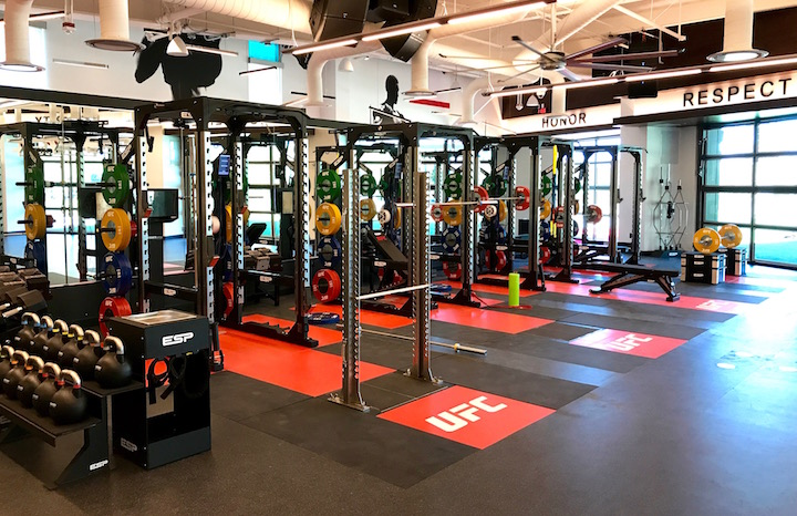 Ufc Performance Institute Esp Fitness