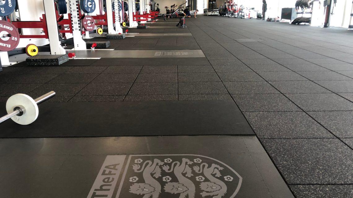 GYMflor Flooring England Football