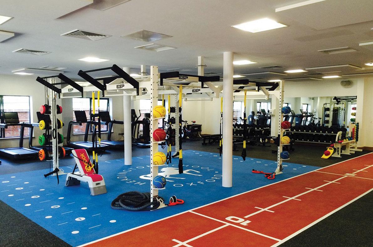 ESP Fitness Headington School4