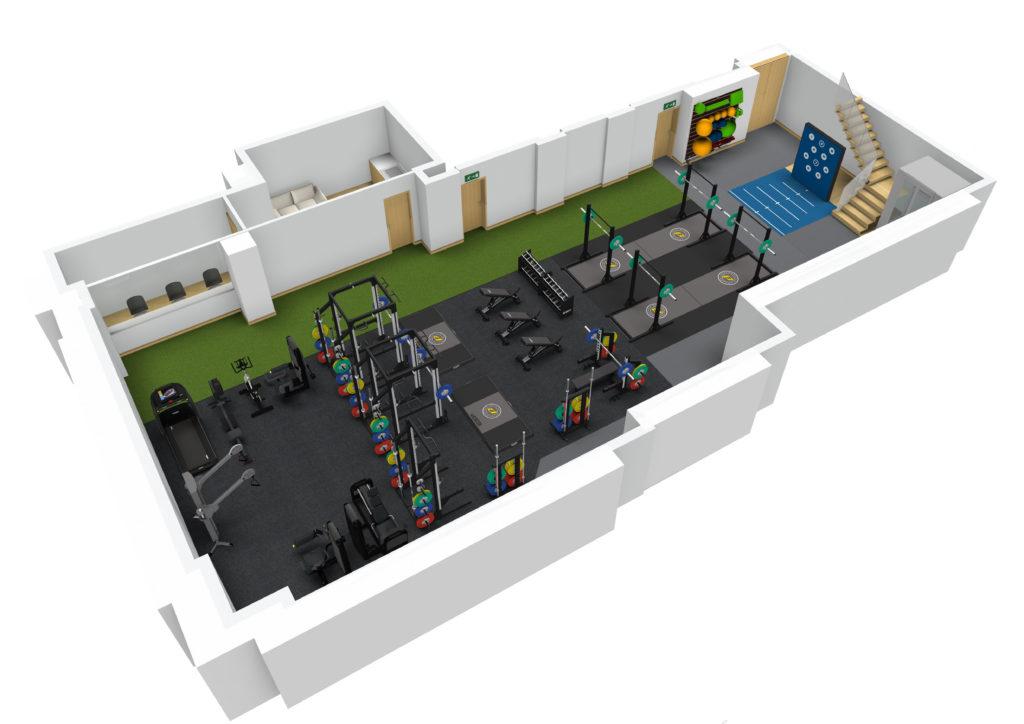 Performance gym London