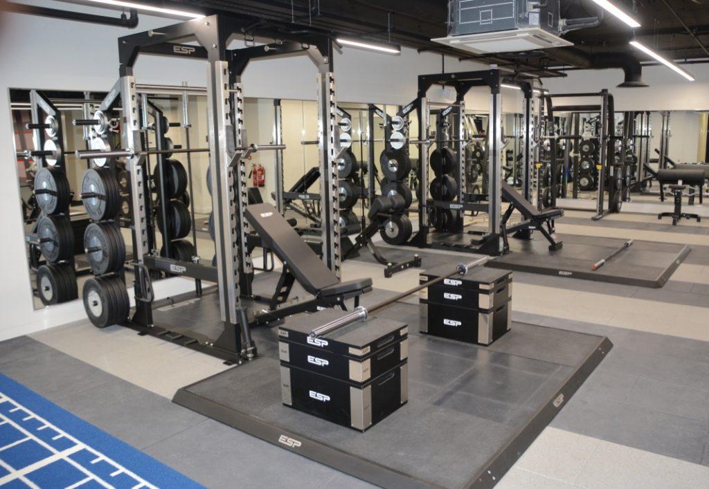 London Gym Virgin Active